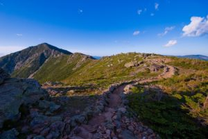 Hikes in the White Mountains of New Hampshire